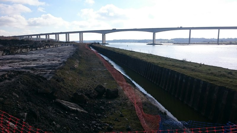 Ipswich River Wall Replacement Byland Engineering
