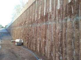 Mercia Energy from Waste - Secant Pile Wall